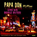 Listen | Buy - Papa Don McMinn - Live On Beale Street